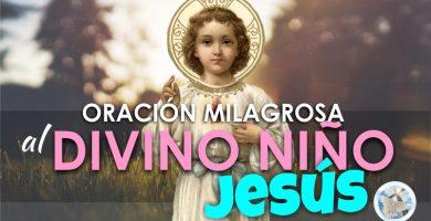 como hacer oración al divino niños de Praga