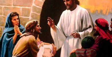 Oración Completa de Sanación a Jesús