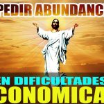 oracion para el dinero