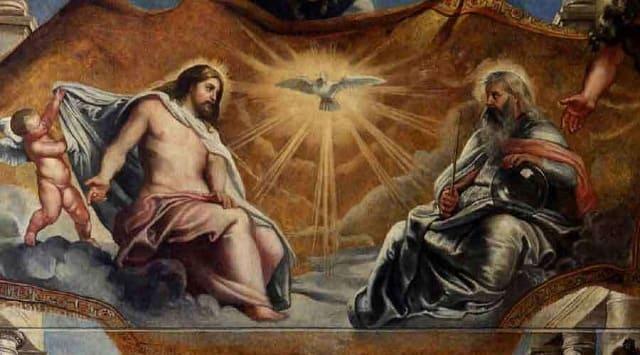 Oración a la Santísima Trinidad contra enemigos