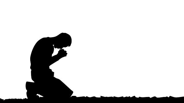 Oración para pedir perdón a Dios por pecados