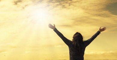 Oración de ofrecimiento de vida a Dios