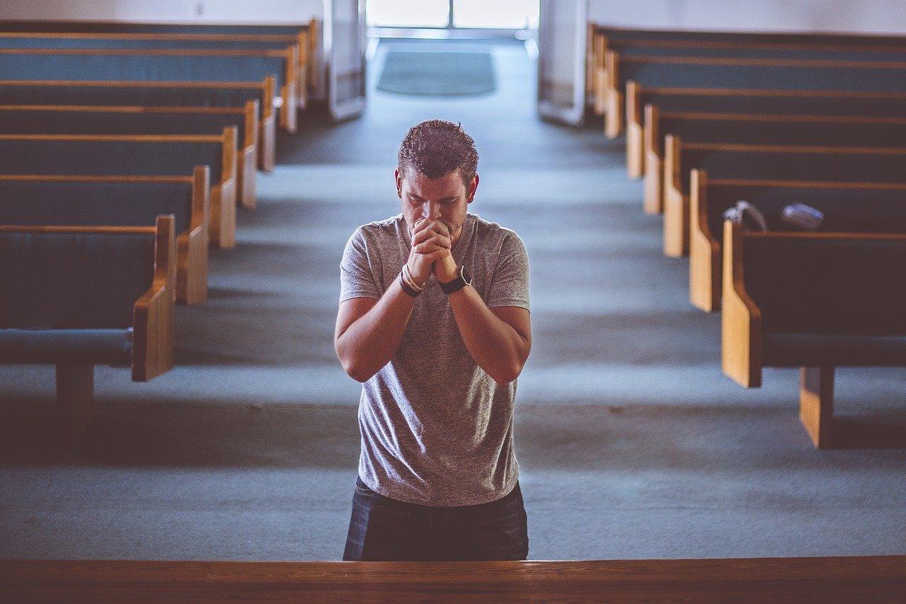 """Oración para la """"Comunión espiritual"""""""
