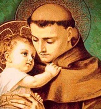"""Oración """"Ven a mí"""" a San Antonio de Padua"""