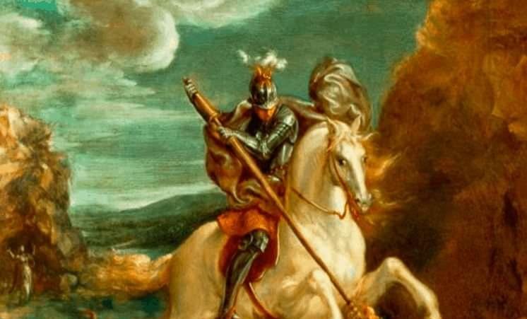 Oración a San Jorge de Capadocia por salud