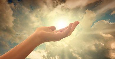 "Oración para la mañana ""Buenos días, Señor"""