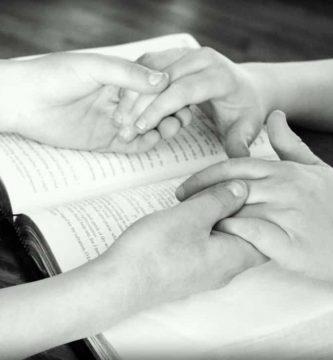 "Oración católica ""Bendita sea tu pureza"""