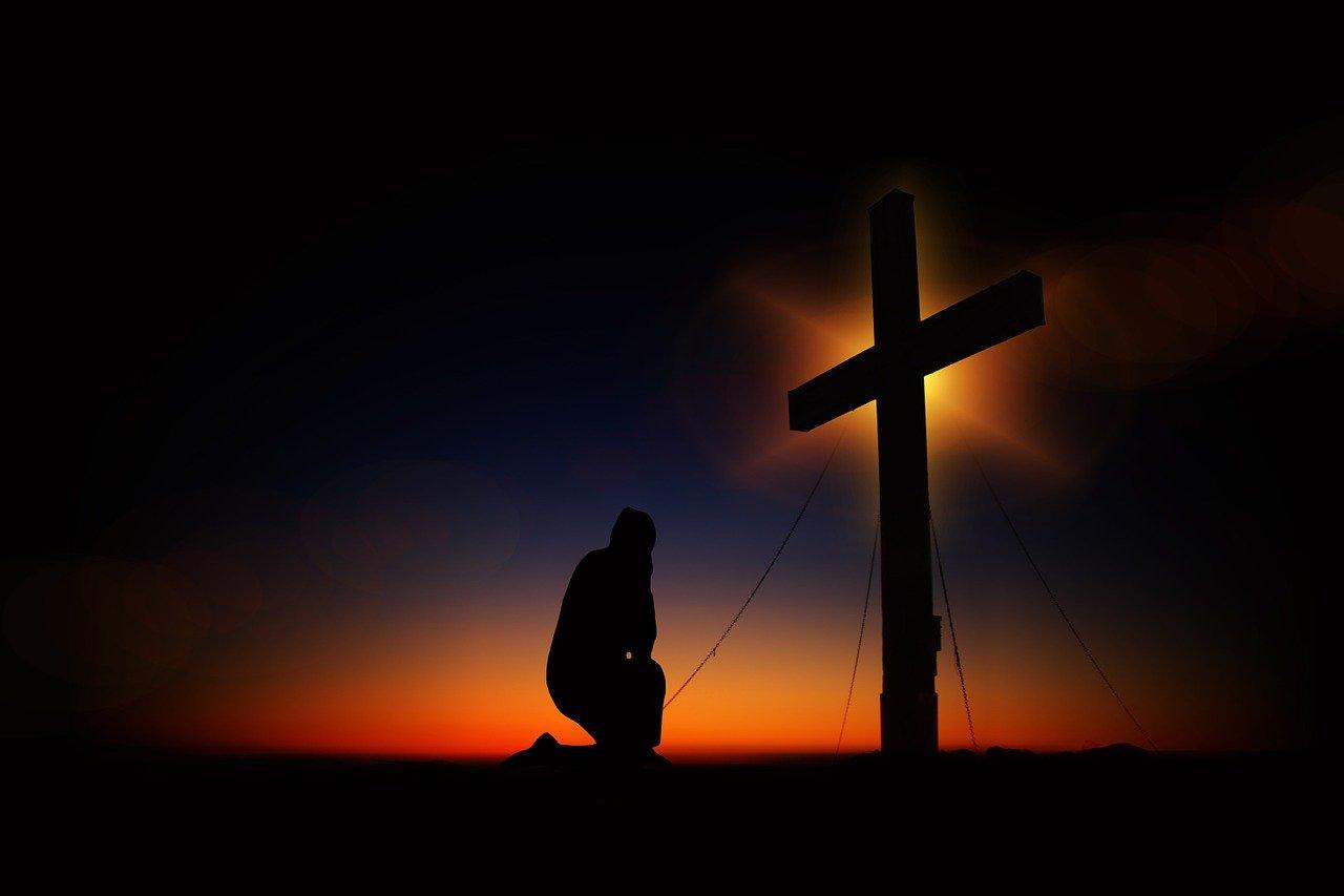 Oración católica bajo el amparo de Dios